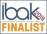 IBAK Finalist 2018 Logo
