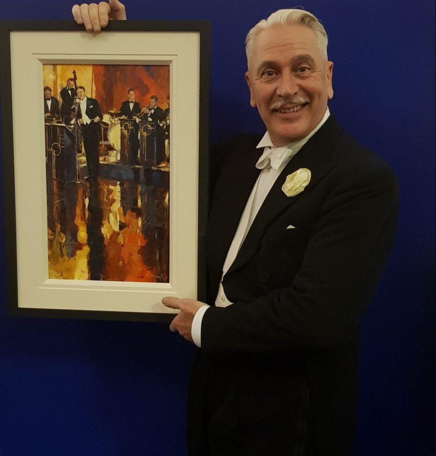 Artist John Hammond