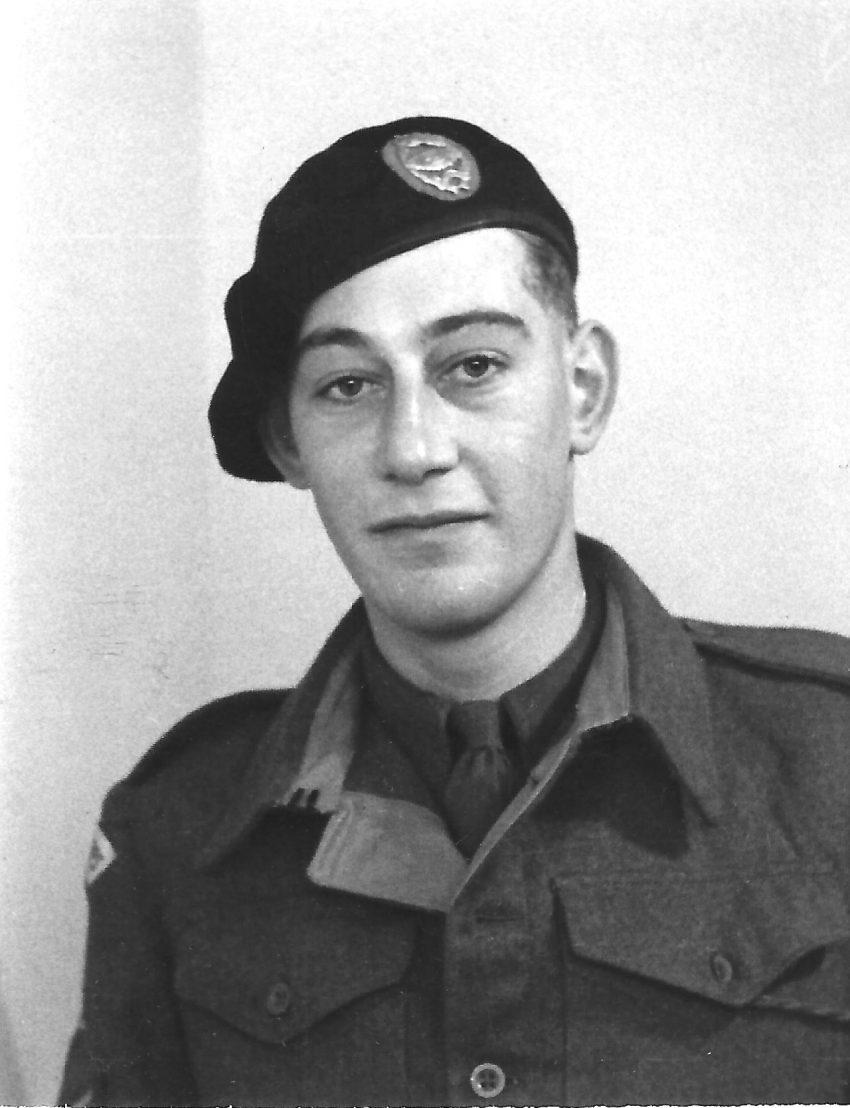 Geoff Pulzer WWII Veteran