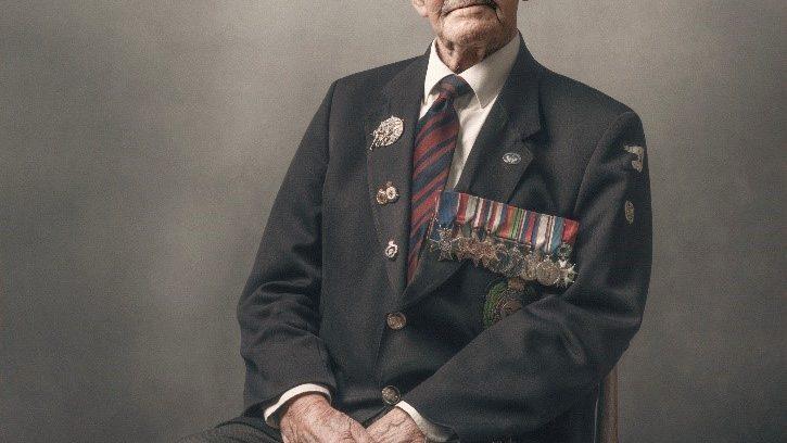 Major Ted Hunt